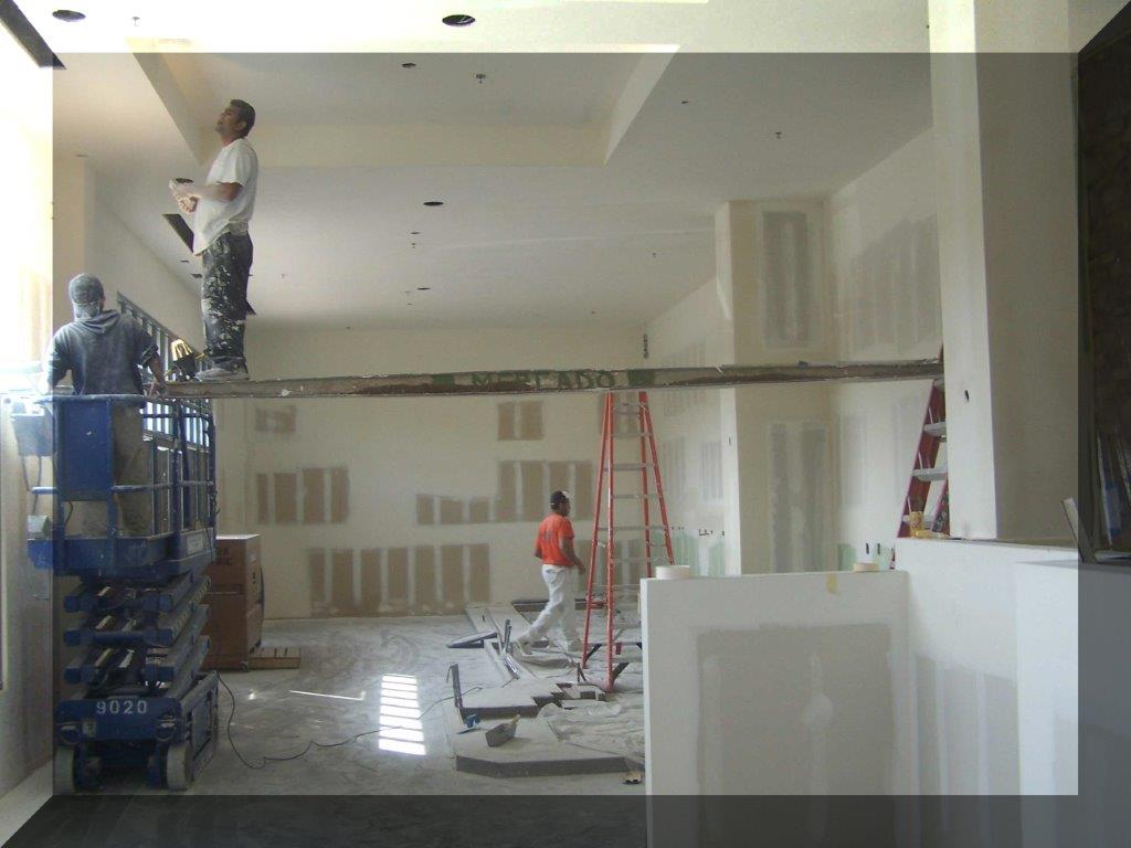 Your scottsdale painter painting contractor az for Commercial mural